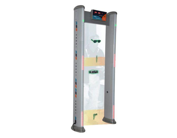 CSD-AC8防水圆柱型便携式安检门