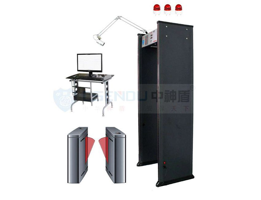 CSD-AC80型监控门禁安检门