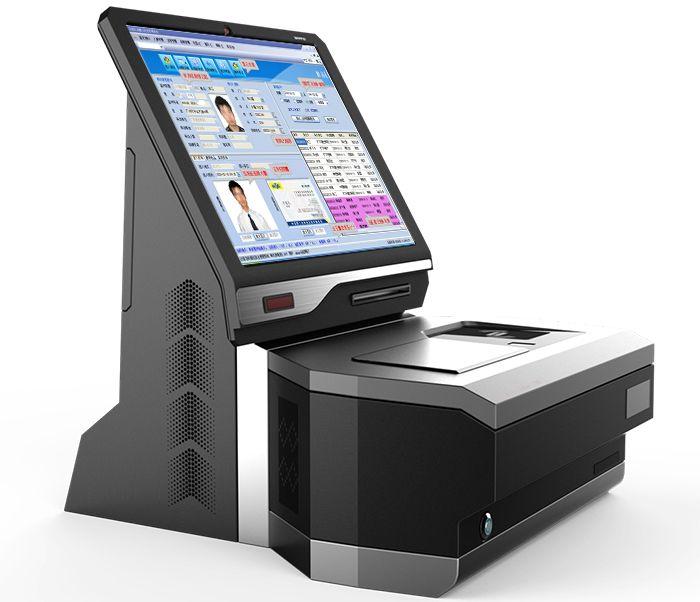 CSD-F800新型安检登记系统