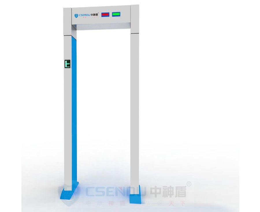CSD-FS350通道式行人放射性监测系统