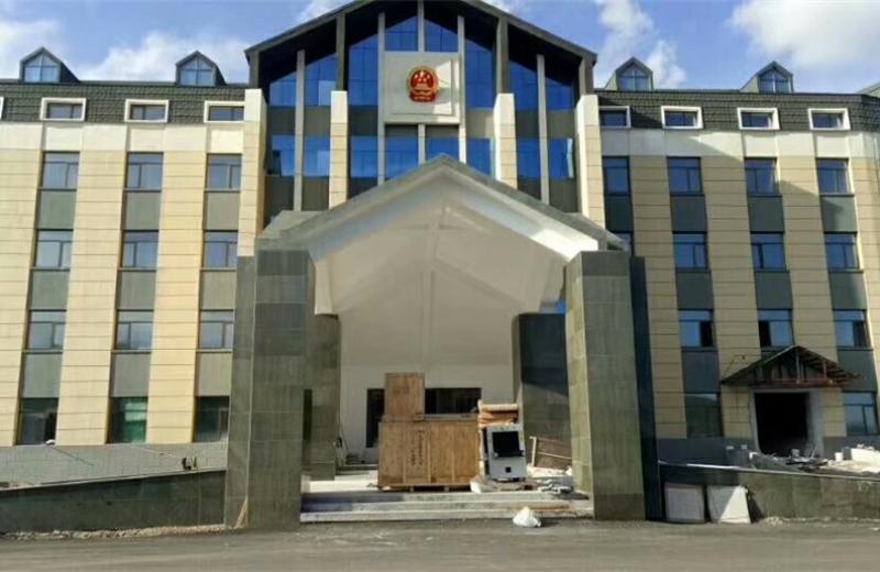 阿尔山市人民检察院采购千赢国际欢迎您安检设备