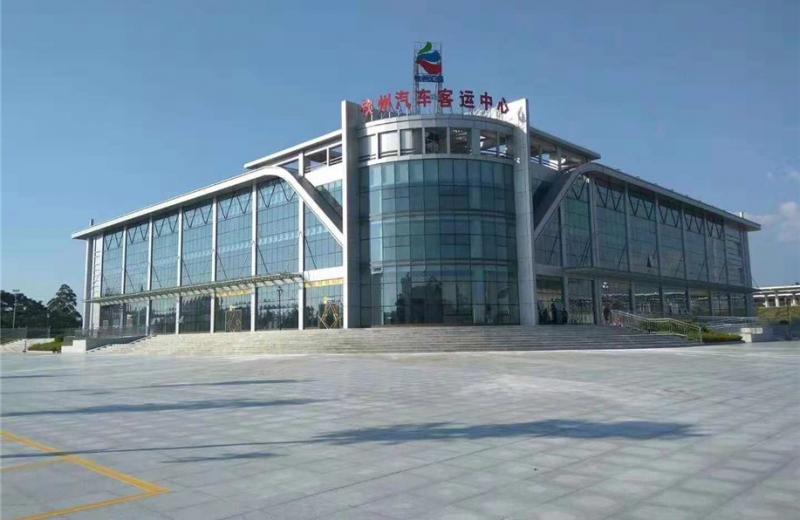 广西钦州客运站使用千赢国际欢迎您安安检设备